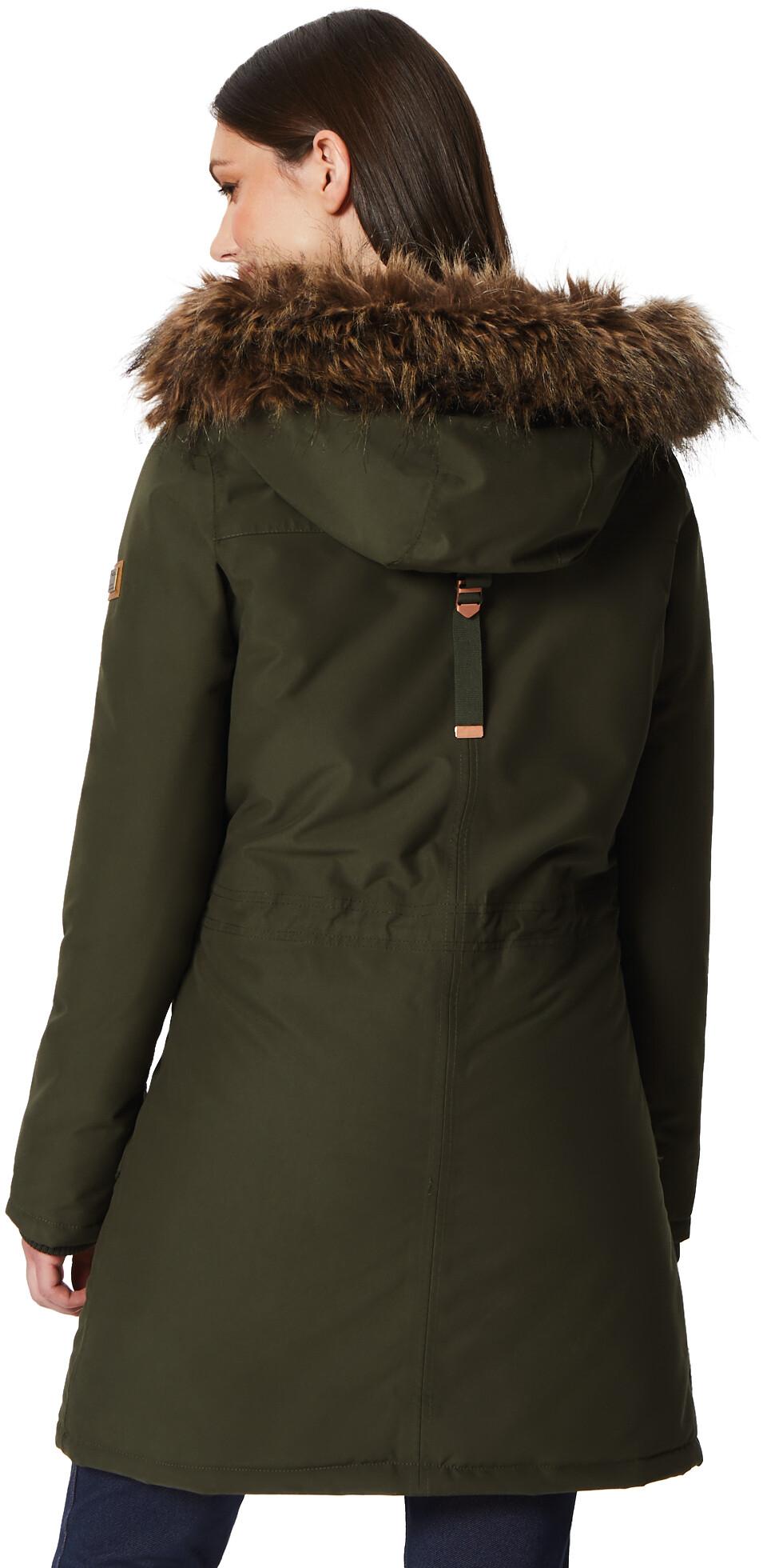 466ee2c2b Regatta Saffira Jacket Women dark khaki